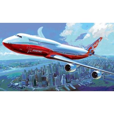 BOEING 747-8 JUMBO - Zvezda 7010