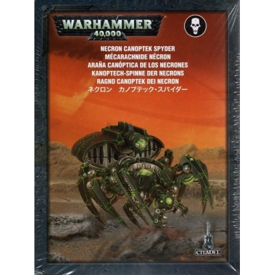NECRON CANOPTEK WRAITHS - Games Worshop 49-14