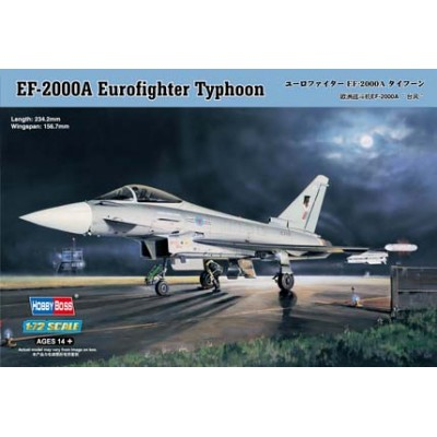 EUROFIGHTER EF-2000 A TYPHOON (C/ ESP)