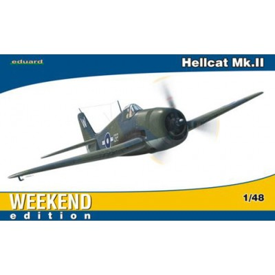 GRUMMAN HELLCAT MK-II -1/48- Eduard 84134