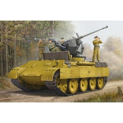 CARRO DE RECUPERACION SD.KFZ. 171 PANTHER Ausf. D Y FLAK 1/35