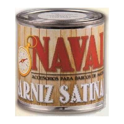 BARNIZ SINTETICO SATINADO MADERA (125 ml)