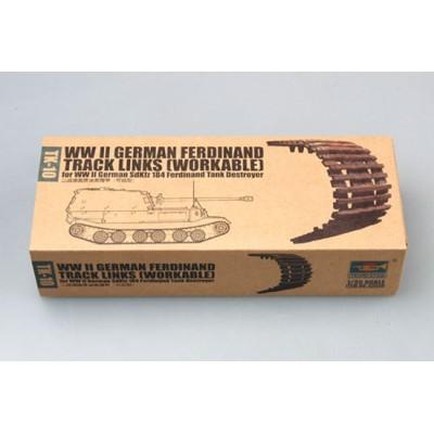 SET ORUGAS FERDINAND - Trumpeter 02040