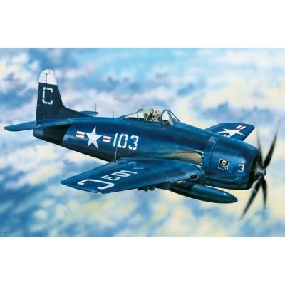 GRUMMAN F8F-2 BEARCAT 1/48