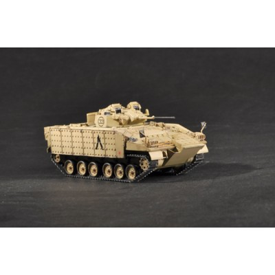 VEHICULO DE COMBATE DE INFANTERIA WARRIOR (Up-armaured) -1/72- Trumpeter 07102