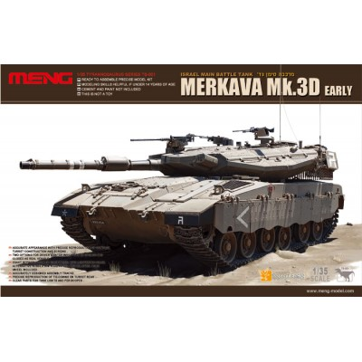 CARRO DE COMBATE MERKAVA Mk. 3D Early
