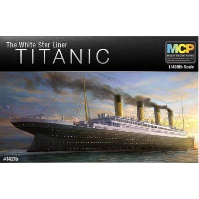 TRANSATLANTICO R.M.S. TITANIC -Escala 1/400- Academy 14215