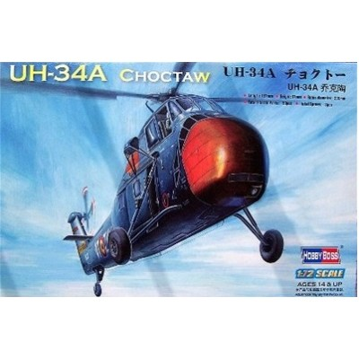 SIKORSKY UH-34 A CHOCTAW