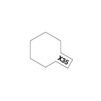 PINTURA ACRILICA BARNIZ SATINADO X-35 (10 ml)
