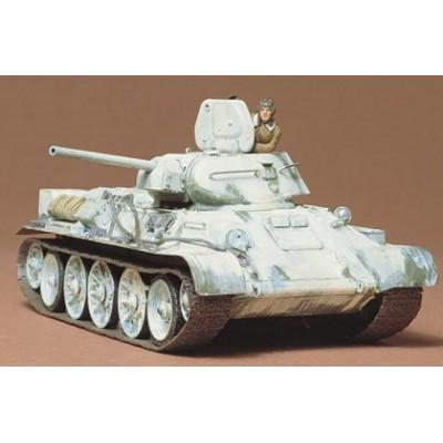 CARRO DE COMBATE T-34/76 Mod. 1.942