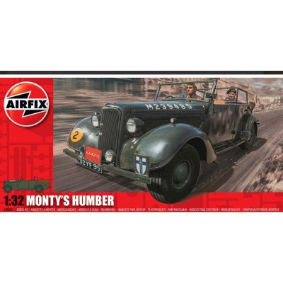 COCHE HUMBER (MONTGOMERY) 1/32