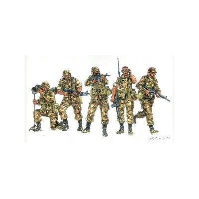 INFANTERIA U.S. ARMY AÑOS 90 (50 figuras)