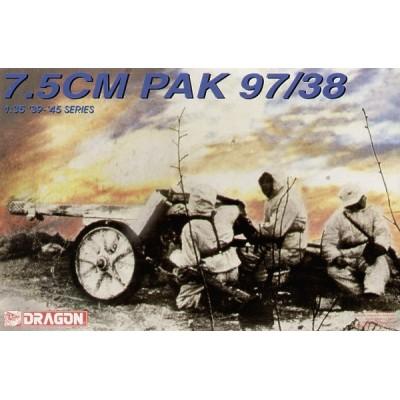 CAÑON ANTICARRO PAK-97/38 (75 mm)