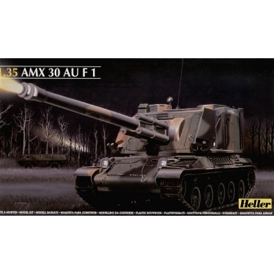 OBUS AUTOPROPULSA.AMX-30 AU F1