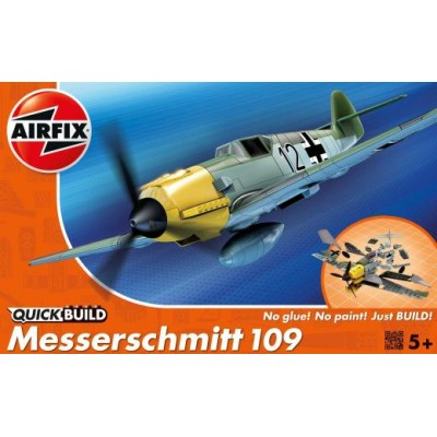 QUICKBUILD: MESSERSCHMITT BF-109