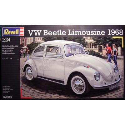VOLKSWAGEN BEETLE Limousine 1.968 1/24
