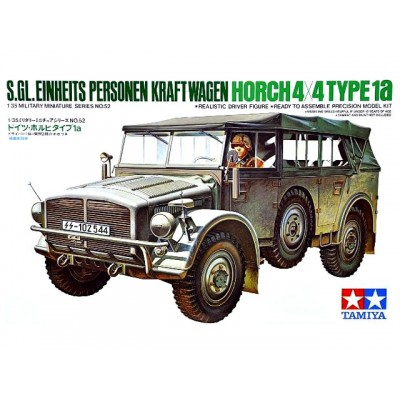 VEHICULO TODOTERREO HORCH Type 1a