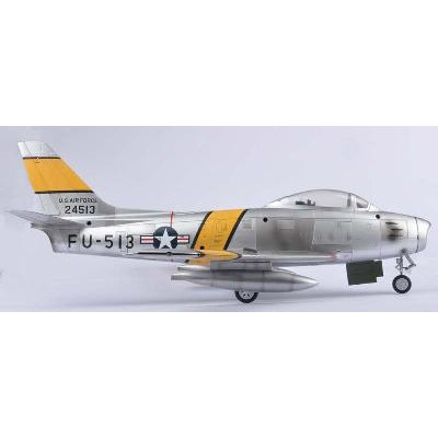 NORTH AMERICAN F-86 F SABRE - Merit International 60022