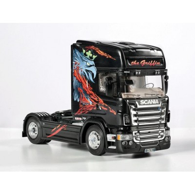 CAMION SCANIA R730 THE GRIFFIN
