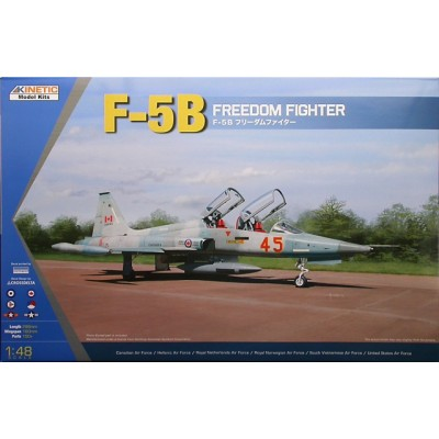 NORTHORP F-5 B FREEDON FIGHTER - Kinetic Model K48021