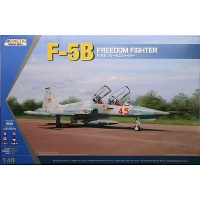 NORTHORP F-5 B FREEDON FIGHTER - Kinetic Model K48021