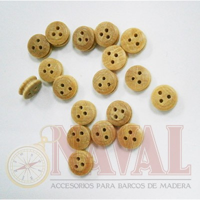 VIGOTA DE BOJ 5 mm (18 unidades)
