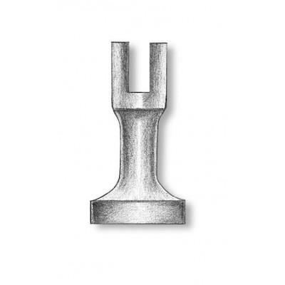 SOPORTE LATON PARA BARCO 35 mm (2 unidades)