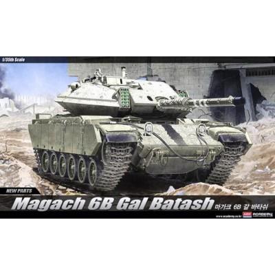 CARRO DE COMBATAE M-60 A1 MAGACH 6B GAL BATASH - Academy 13281