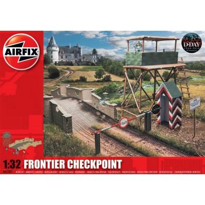 CHECKPOINT Y PUENTE -Escala 1/32 - Airfix A06383
