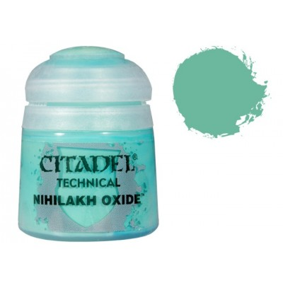 Technical: NIHILAKH OXIDE (12 ml)