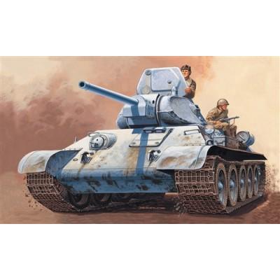CARRO DE COMBATE T-34 / 76 1.942