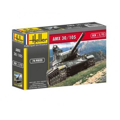 CARRO DE COMBATE AMX-30 / 105