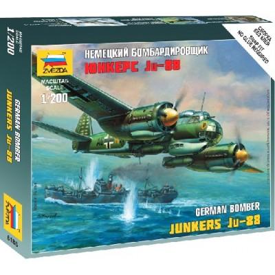 JUNKERS JU-88 A4 1/200