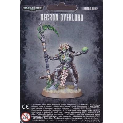 NECRON OVERLORD - GAMES WORKSHOP 49-20