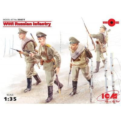 INFANTERIA RUSA 1914