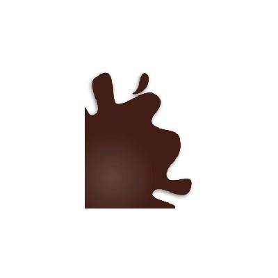 PINTURA ACRILICA MATE MARRON CHOCOLATE (10 ml)