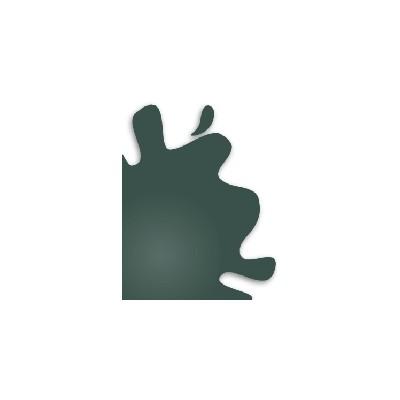 PINTURA ACRILICA SATINADA VERDE OSCURO RLM83 (10 ml)
