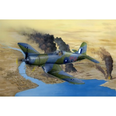 VOUGHT CORSAIR MK-II (F4U-1A) Royal Navy -1/48- Hobby Boss 80395