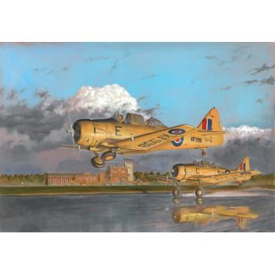 NORTH AMERICAN HARVARD MK-IIa