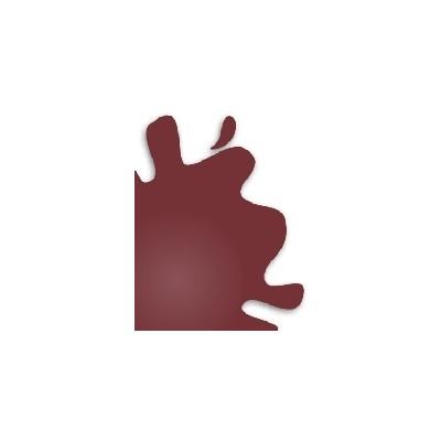 PINTURA ACRILICA BRILLANTE MARRON ROJIZO (10 ml) - Gunze Sangyo H47