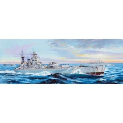 ACORAZADO H.M.S. NELSON 1944 -Escala 1/200 - Trumpeter 03708
