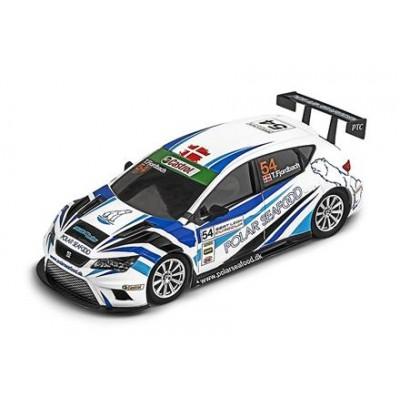 SEAT LEON CUP RACER POLAR NINCO 50657