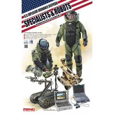 EQUIPO DESACTIVACION EXPLOSIVOS U.S. ARMY