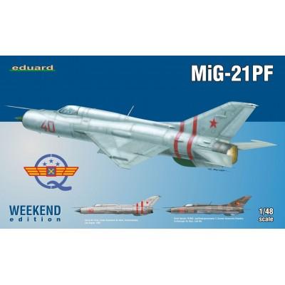 MIKOYAN GUREVICH MIG-21 PF