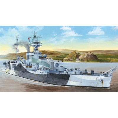MONITOR H.M.S. ABERCROMBIE - Trumpeter 05336