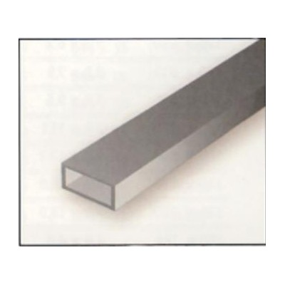 TUBO RECTANGULAR (6,3 x 9,5 x 355 mm) 2 unidades