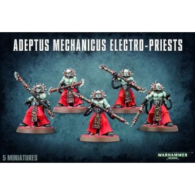.ADEPTUS MECANICUS ELECTRO-PRIEST