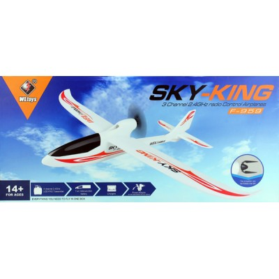 AVION SKYKING RTF (ENVERGADURA 750MM)