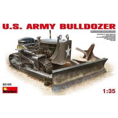 BULLDOZER U.S. ARMY -1/35- MiniArt Model 35195