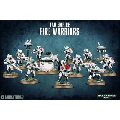 .TAU FIRE WARRIORS